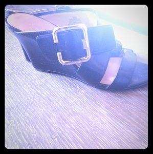 Nine west shoe in black